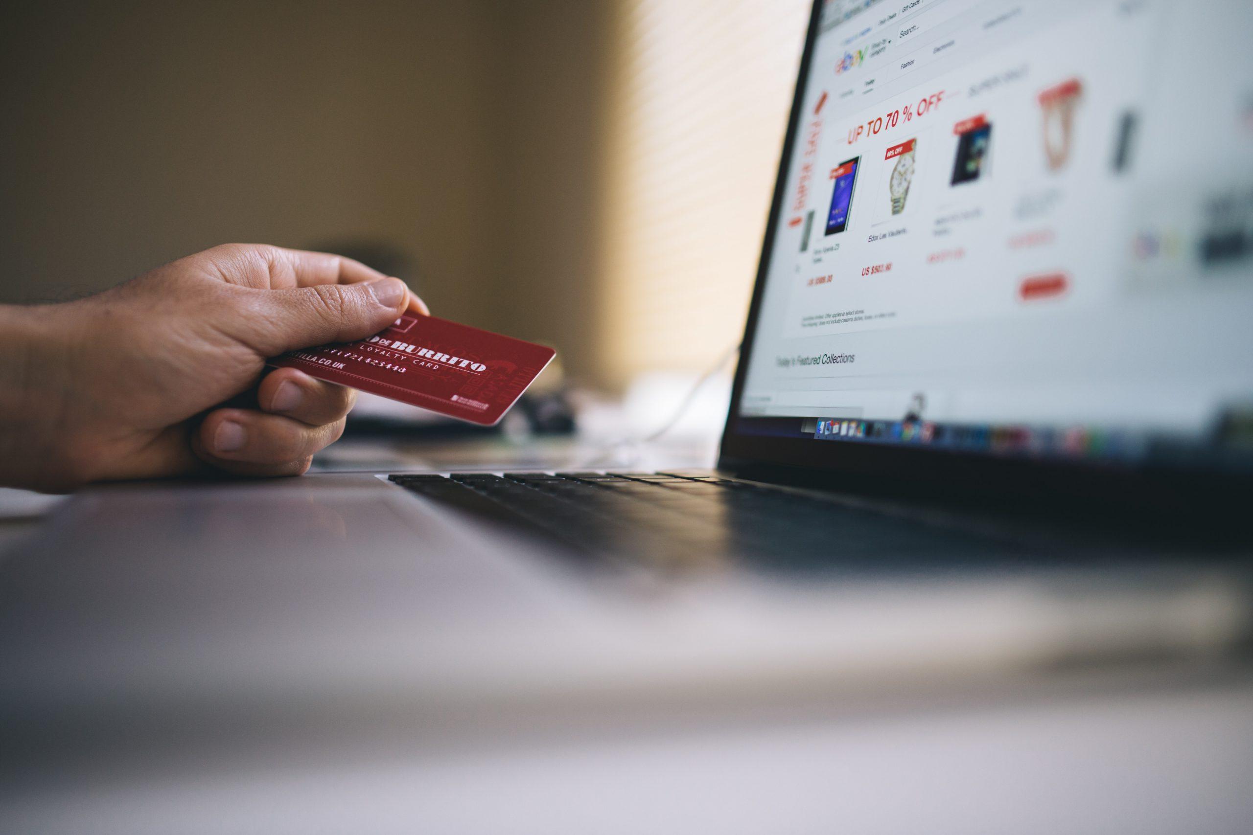 Comprar y vender online
